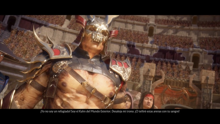 Imagen de Mortal Kombat 11