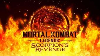 La película Mortal Kombat Legends: Scorpion's Revenge fecha su estreno con edición especial incluida