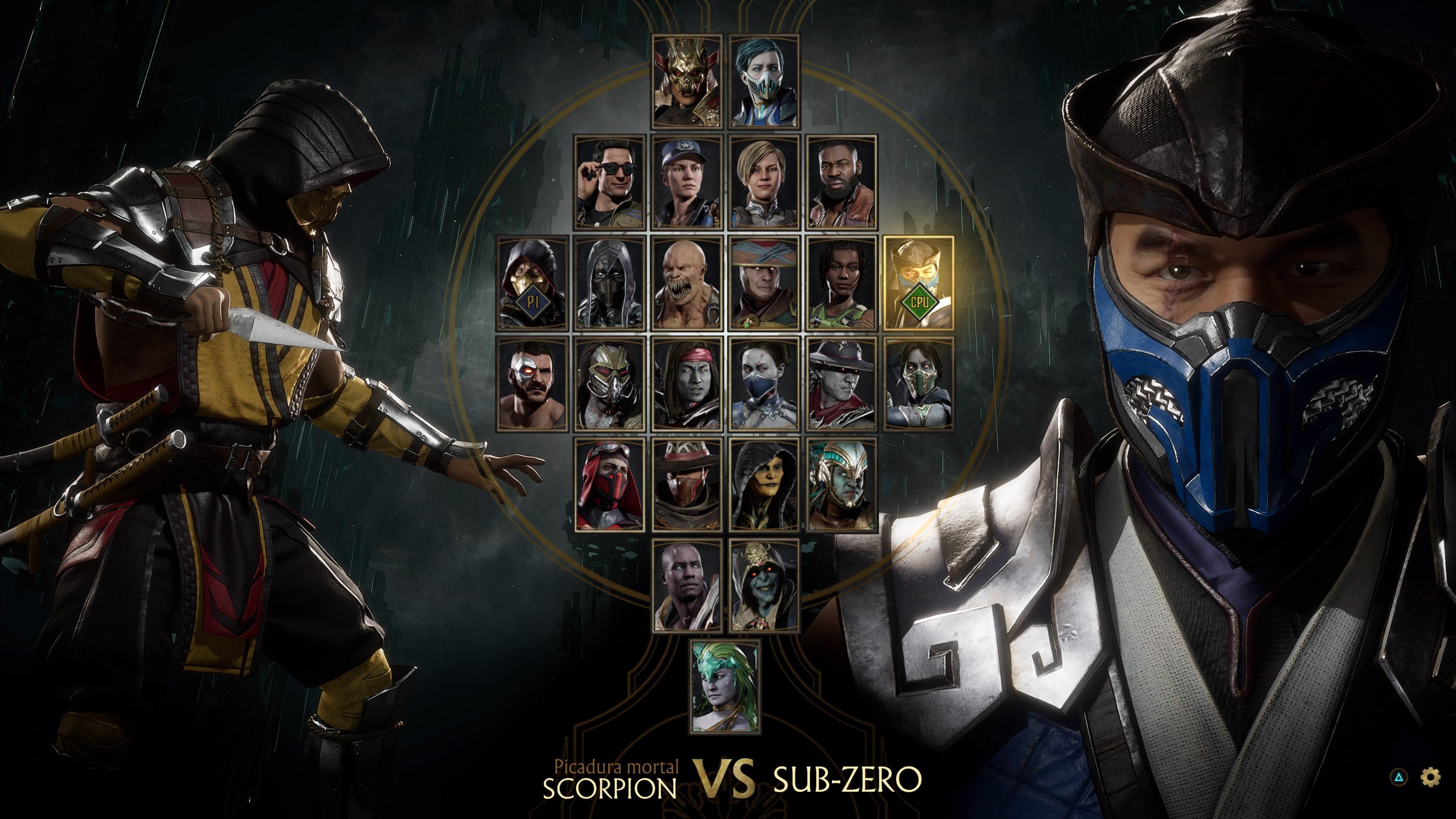 Análisis de Mortal Kombat 11 para Nintendo Switch - 3DJuegos