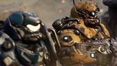 Tráiler cinemático de PlanetSide Arena, un battle royale con batallas multitudinarias