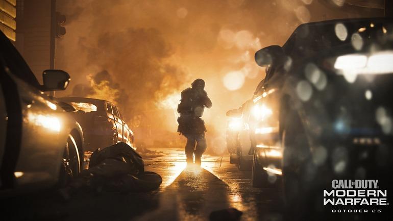 Call of Duty: Modern Warfare, la gran apuesta de la compañía para este año.