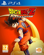 Carátula de Dragon Ball Z Kakarot - PS4
