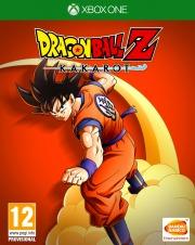 Carátula de Dragon Ball Z Kakarot - Xbox One