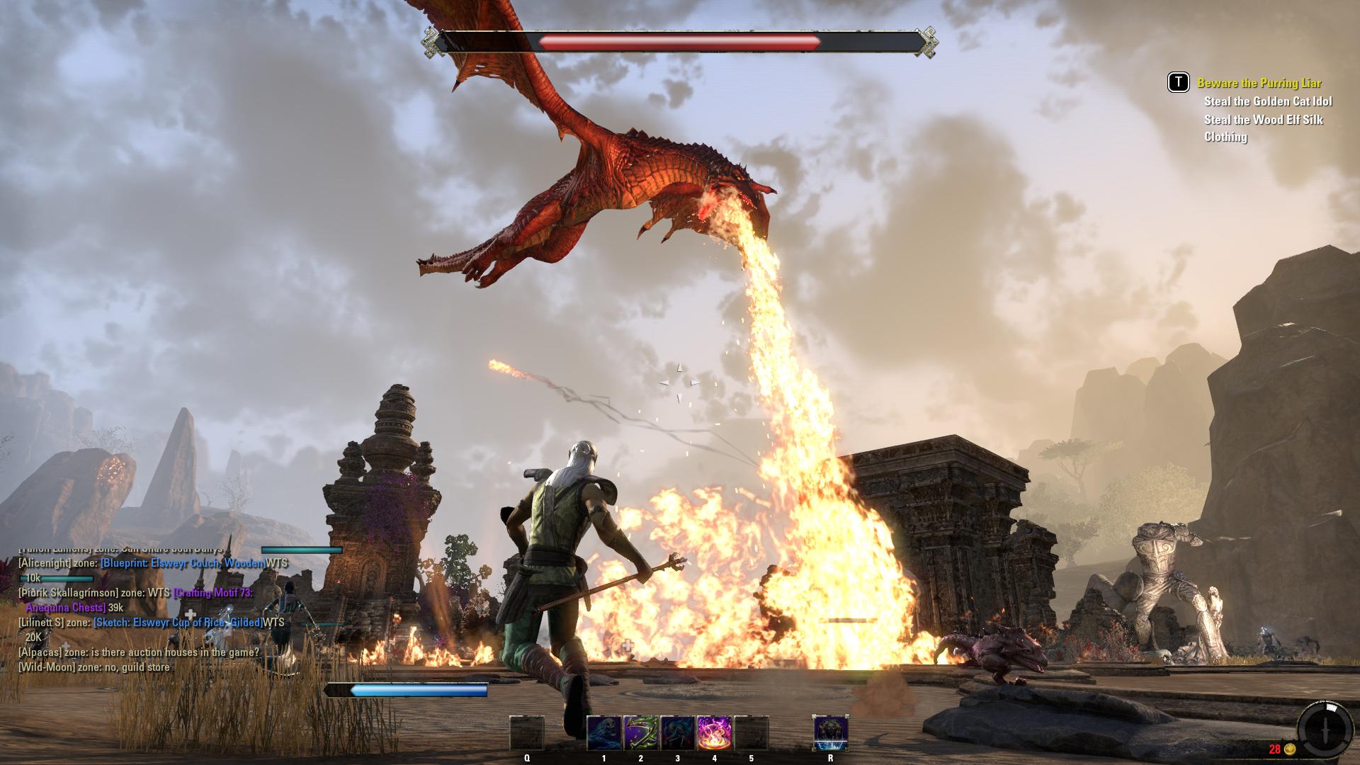 Análisis de The Elder Scrolls Online Elsweyr para PS4 - 3DJuegos