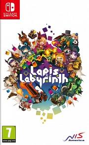 Carátula de Lapis x Labyrinth - Nintendo Switch