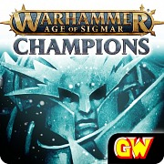 Carátula de Warhammer Age of Sigmar: Champions - Android