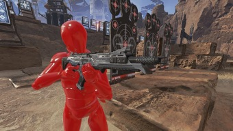 Apex Legends recibe campo de tiro como parte de un nuevo parche