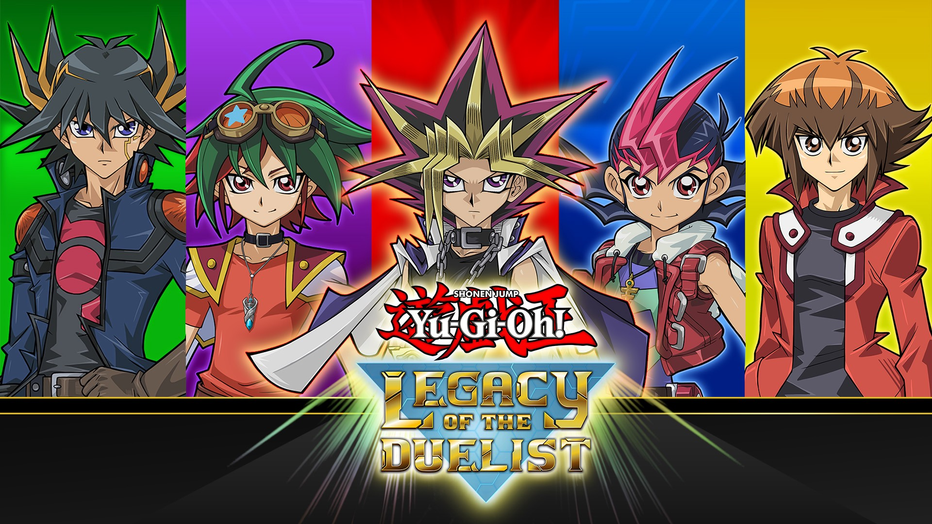 ¡Yu-Gi-Oh! Legacy of the Duelist: Link Evolution llegará a Occidente!