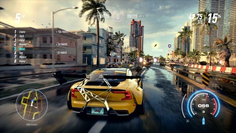 Imagen de Need for Speed Heat
