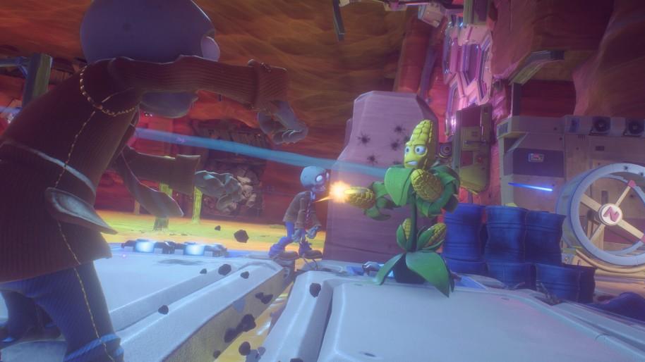 Plants vs. Zombies La Batalla de Neighborville PS4