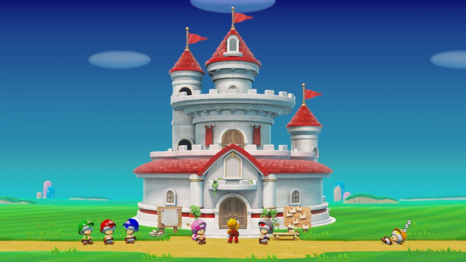 Super Mario Maker 2 análisis