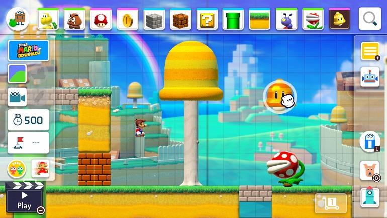 Imagen de Super Mario Maker 2