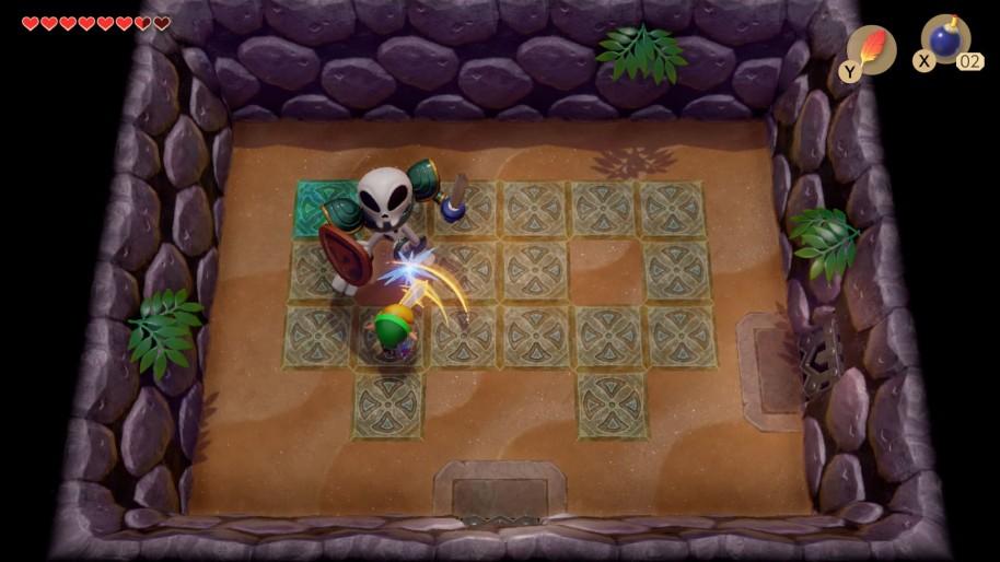 Zelda Link's Awakening: Divertido, nostálgico, ¡super bonito! Así es Zelda: Link's Awakening