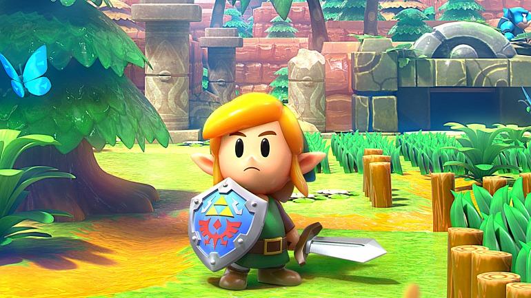 Imagen de The Legend of Zelda: Link's Awakening