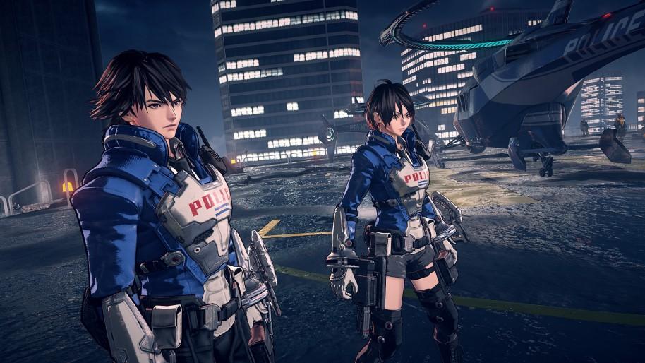 Astral Chain: Astral Chain, la espectacular acción sinérgica de Platinum Games