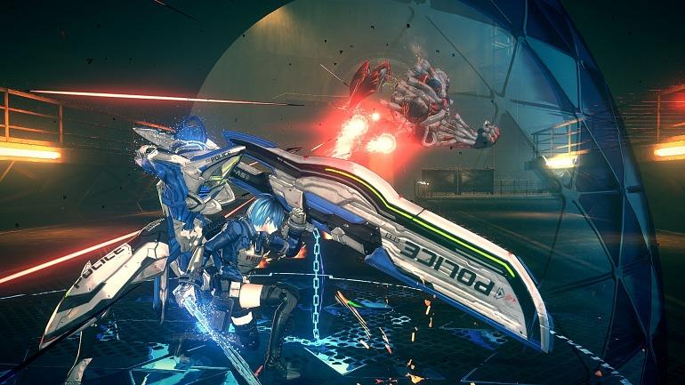 Astral Chain es el último gran lanzamiento de Platinum Games.