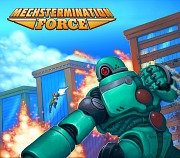 Carátula de Mechstermination Force - Nintendo Switch