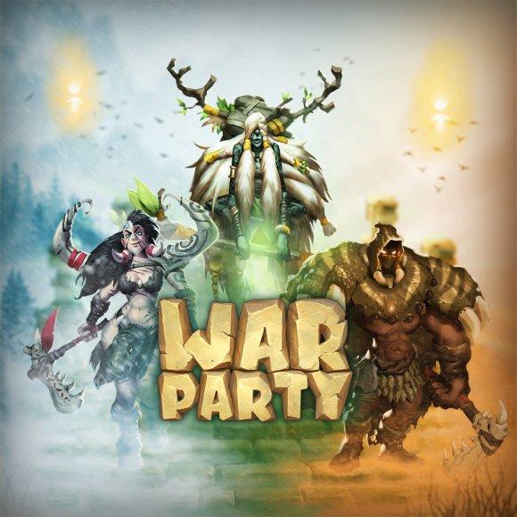 Resultado de imagen de Warparty ps4 caratula