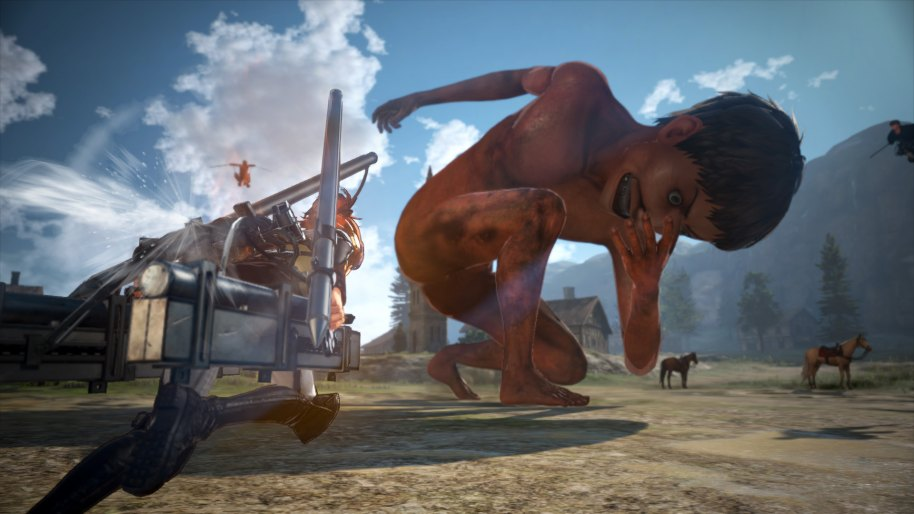 Attack on Titan 2 Final Battle análisis
