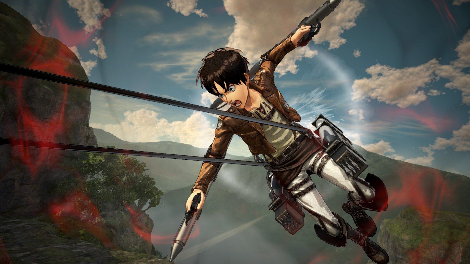 Análisis de Attack on Titan 2 Final Battle para PC - 3DJuegos