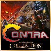 Carátula de Contra Anniversary Collection - PS4