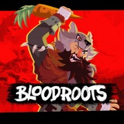 Carátula de Bloodroots - Nintendo Switch