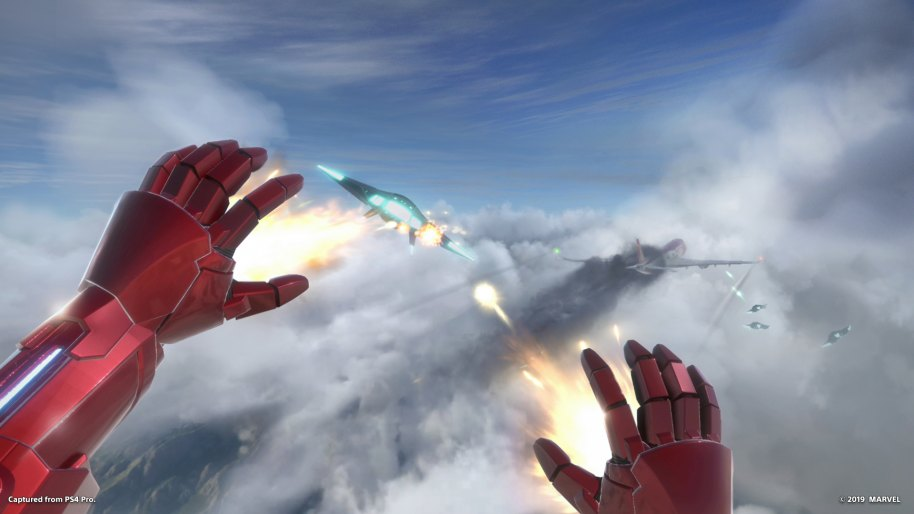 Iron Man VR PS4