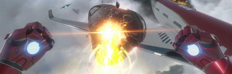 Imagen de Iron Man VR