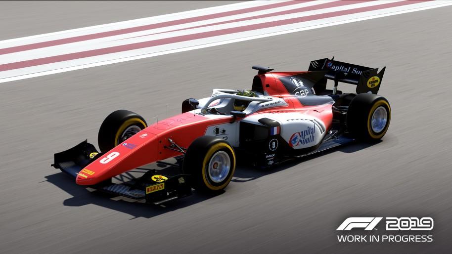 F1 2019: Jugamos a F1 2019, la Fórmula 1 (¡y F2!) en su máxima expresión