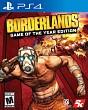 Borderlands: Edición Juego del Año PS4