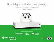 Carátula de Xbox One S All-Digital Edition - Xbox One