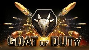 Goat of Duty, ¿te imaginas cabras armadas protagonizando un FPS multijugador?
