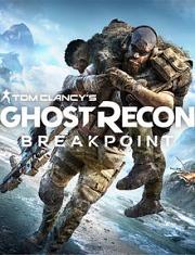 Carátula de Ghost Recon: Breakpoint - PC
