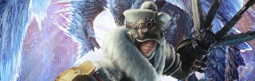 Análisis Monster Hunter World Iceborne