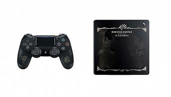 Monster Hunter World Iceborne tendrá accesorios de PS4 de edición especial
