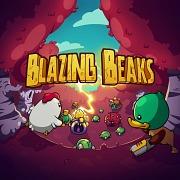 Carátula de Blazing Beaks - Nintendo Switch