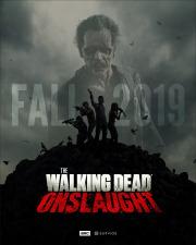Carátula de The Walking Dead Onslaught - PS4