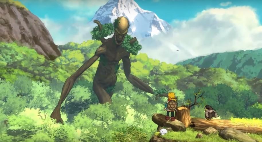 Baldo: Baldo, o cómo sería un Zelda al estilo de Studio Ghibli