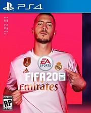 Carátula de FIFA 20 - PS4
