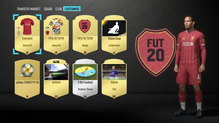 FIFA 20: Ultimate Team