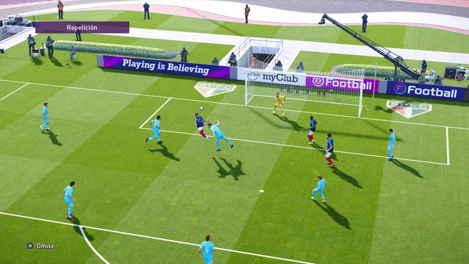 PES 2020 eFootball Pro Evolution Soccer 2020 PS4