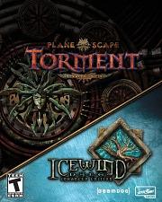 Carátula de Planescape Torment Enhanced - PS4