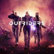 Carátula de Outriders - PS5