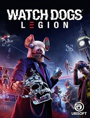 Carátula de Watch Dogs Legion - Stadia