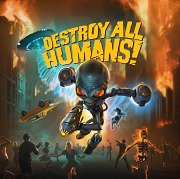 Carátula de Destroy All Humans! - PC