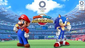 Mario y Sonic en los Juegos Olímpicos Tokio 2020, la visión olímpica de Nintendo y Sega