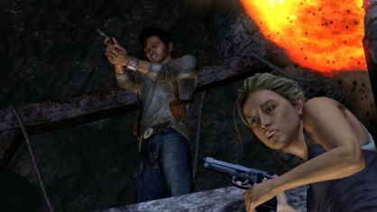 Uncharted Drake's Fortune análisis