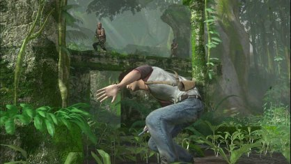 Uncharted Drake's Fortune: Uncharted Drake's Fortune: Avance 3DJuegos