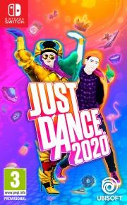 Carátula de Just Dance 2020 - Nintendo Switch