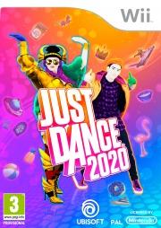Carátula de Just Dance 2020 - Wii